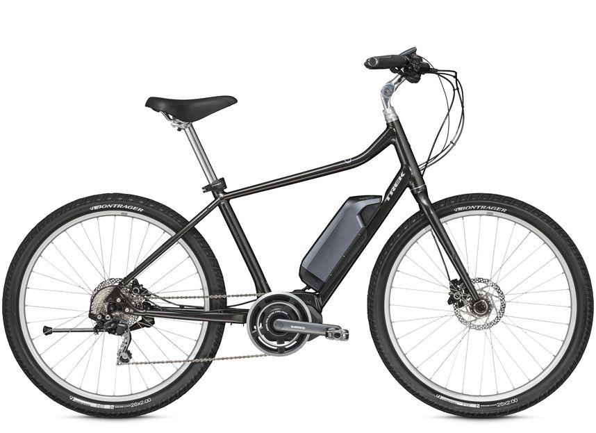 Trek Electric Bike Expo