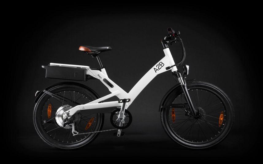 A2b Electric Bike Expo